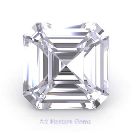 Art-Masters-Gems-Standard-3-0-0-Carat-Asscher-Cut-White-Sapphire-Created-Gemstone-ACG300-WS-T2 – Copy