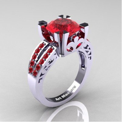 Modern-Vintage-White-Gold-Ruby-Solitaire-Ring-R102-14KWGR-P-402×402